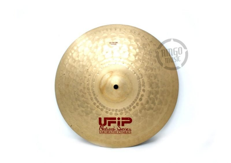Ufip Natural Series Crash 15 Piatto Cymbal
