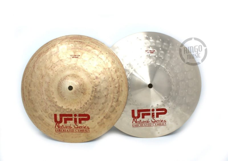 Ufip Natural Series Light Hi-hat 12 Piatto Cymbal