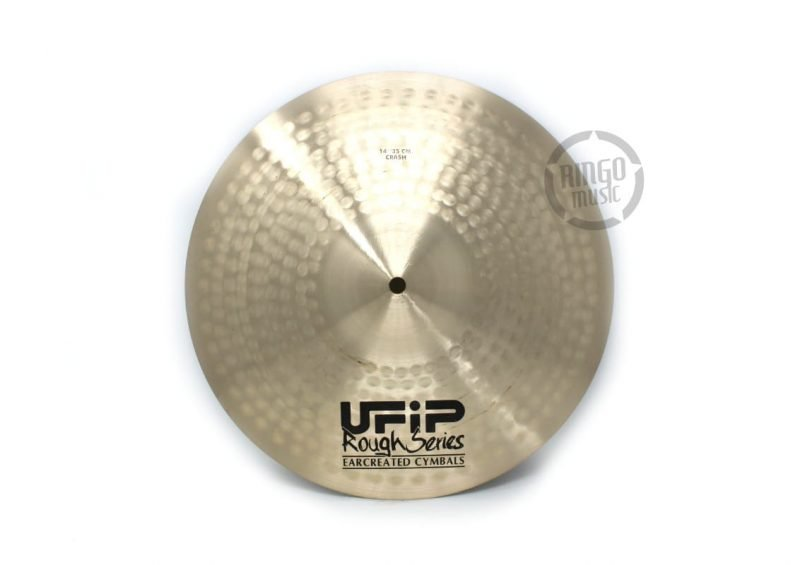 Ufip Rough Series Crash 14 Piatto Cymbal