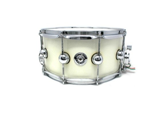 DS Drum Sound Evolution Custom Steel 14x6,5 snare snaredrum drum1