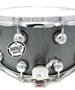 DsDrum Evolution 2.0 Series 14x08 Hard Maple Regular Silver Sparkle 3DSnare Drum Batteria Rullante