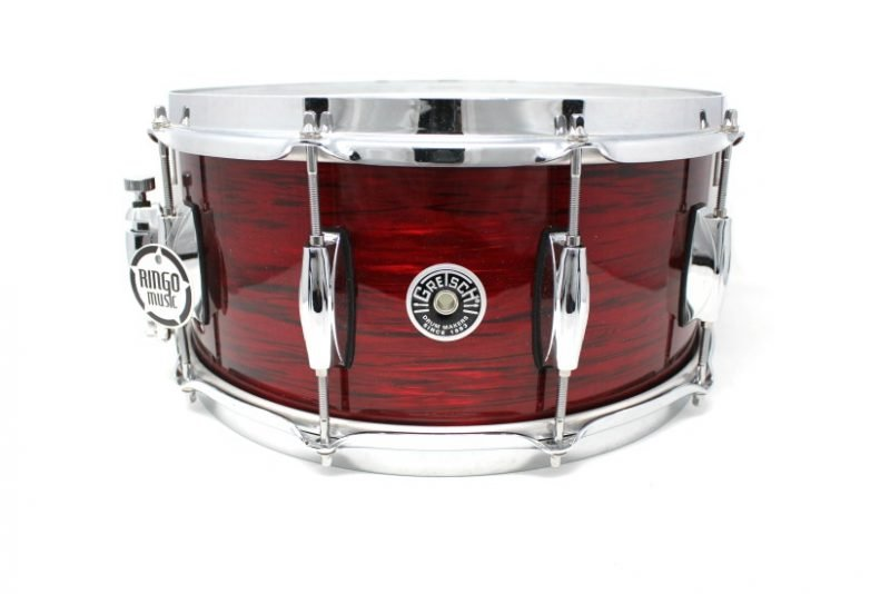 Gretsch Brooklyn 14x6,5 snare snaredrum drum
