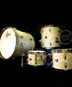 Gretsch Renown Maple RN2-E604 Vintage Pearl Drum Drums Batteria