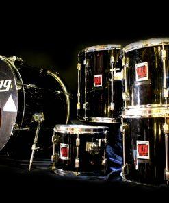 Ludwig Rocker Drum Drums Batteria