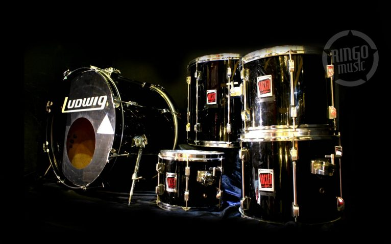 Ludwig Rocker Drum Drums Batteria