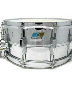 Ludwig Supersensitive Aluminum LM411 14x6,5 snare snaredrum drum1