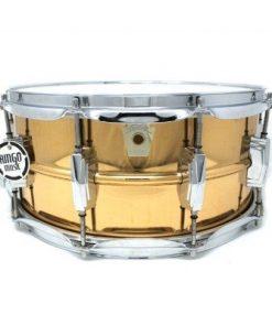 Ludwig Supraphonic Bronze LB552 14x6,5 snare snaredrum drum1