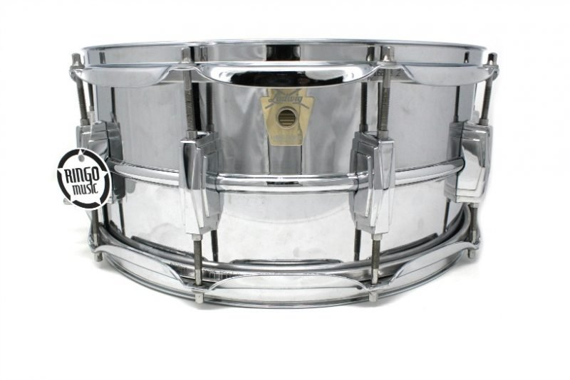Ludwig Supraphonic LM402 14x6,5 snare snaredrum drum