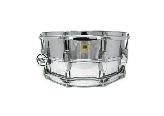Ludwig Supraphonic LM402 14x6,5 snare snaredrum drum1