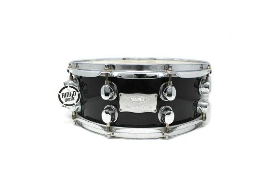 Mapex Saturn Ebony Stain 14x5,5 snare snaredrum drum1