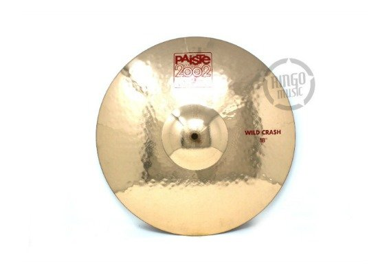 Paiste 2002 Wild Crash 18 Piatto Cymbal