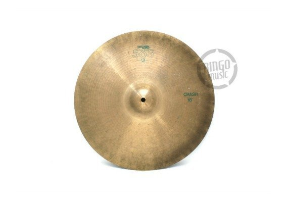 Paiste 505 Crash 18 Piatto Cymbal