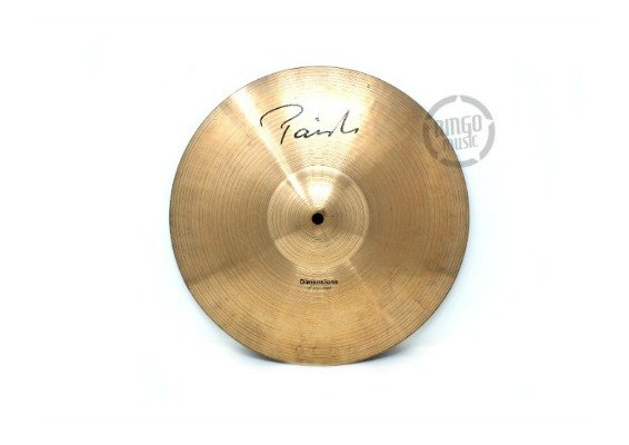 Paiste Signature Dimensions Short Crash 14 Piatto Cymbal