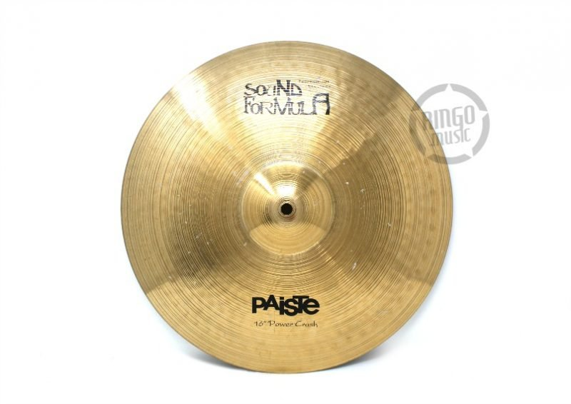 Paiste Sound Formula Power Crash 16 Piatto Cymbal