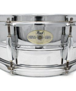 Pearl Mirror Chrome 14x5,5 snare snaredrum drum