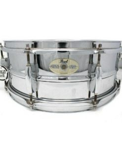 Pearl Mirror Chrome 14x5,5 snare snaredrum drum1