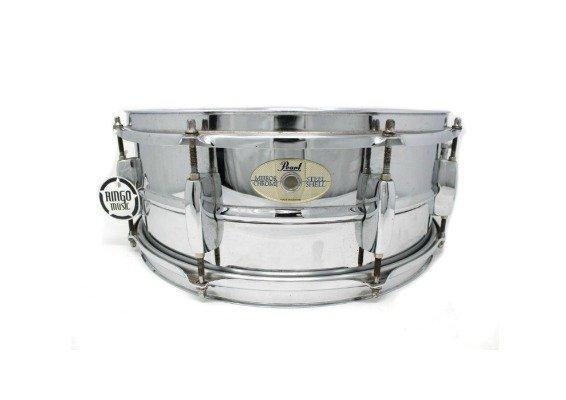 Pearl Mirror Chrome 14x5,5 snare snaredrum drum1