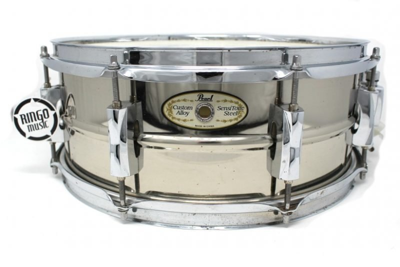 Pearl Sensitone Custom Alloy 14x5,5 snare snaredrum drum