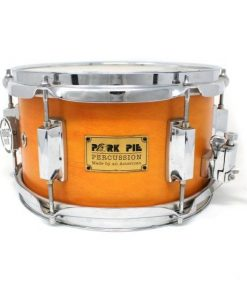 Pork Pie Usa Custom Maple 10x6 snare snaredrum drum