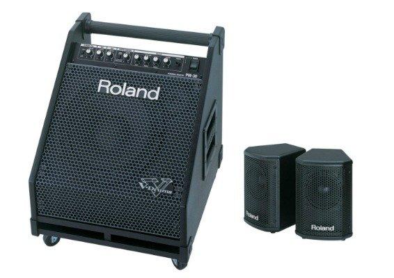 Roland pm-30 amplificatore per batteria elettronica edit