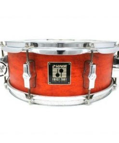 Sonor Force 2001 Orange Satin 14x5,5 snare snaredrum drum1