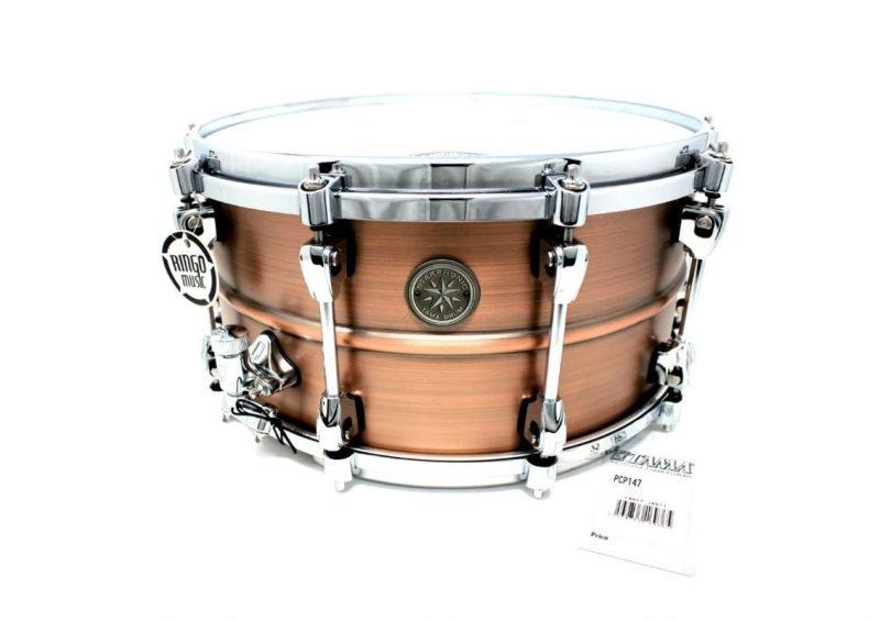Tama Starphonic Copper PCP147 14x7 Snare Drum Snaredrum Rullante