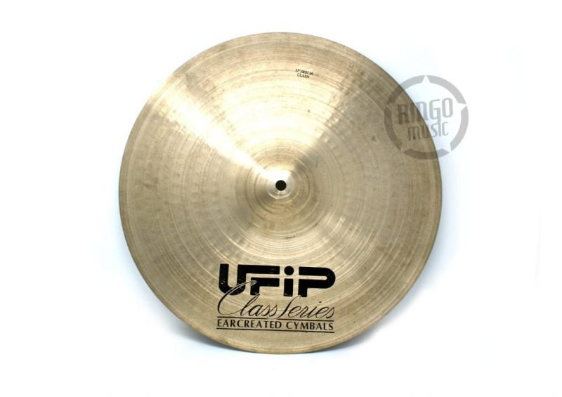 Ufip Class Series Fast Crash 17 Piatto Cymbal
