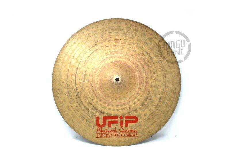 Ufip Natural Series Crash 19 Piatto Cymbal
