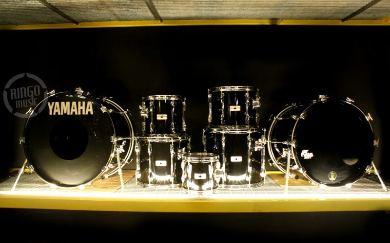 Yamaha 9000 Recording Custom Birch 22 20 8 10 12 14 16 Monster Set Drums Drum Drumset Batteria