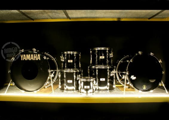 Yamaha 9000 Recording Custom Birch 22 20 8 10 12 14 16 Monster Set Drums Drum Drumset Batteria