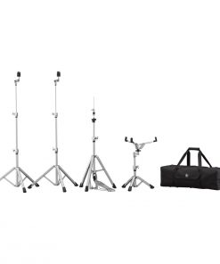 Yamaha HW3 Crosstown Lightweight Light Weight Hardware Set Kit Meccaniche Drum Drums Batteria Aluminum Alluminio