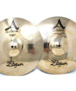 Zildjian A Custom Hi-hat 14 piatto cymbal cymbals