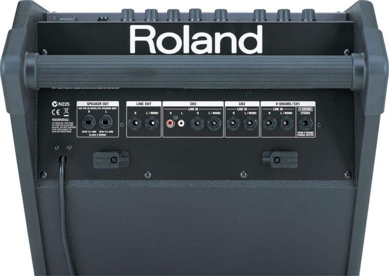Roland pm-30 amplificatore per batteria elettronica