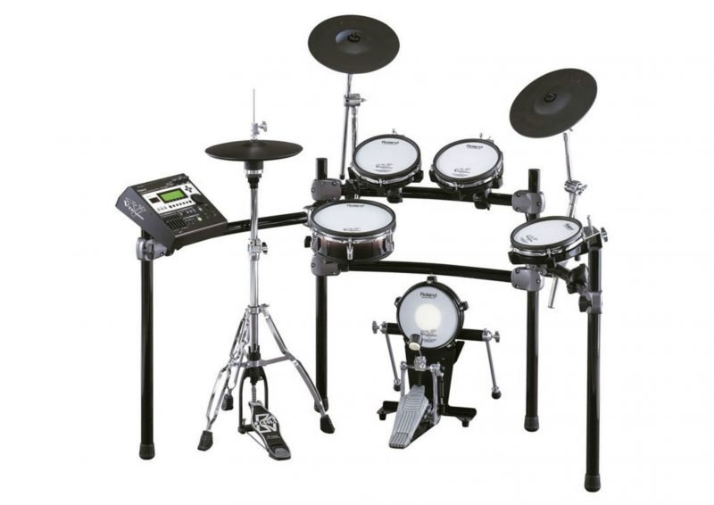 roland-td-12kv electronic drums batteria elettronica v-drums