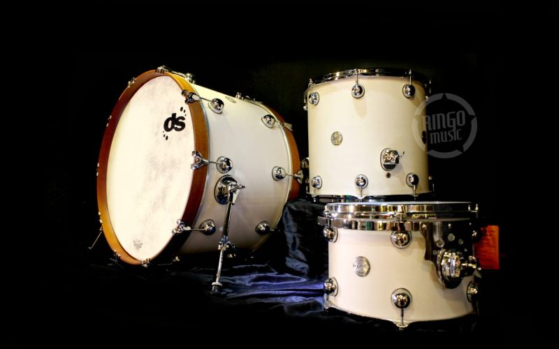 DrumSound Drum Sound DS Rebel Hybrid Maple Limited Edition Drums Drumset Batteria