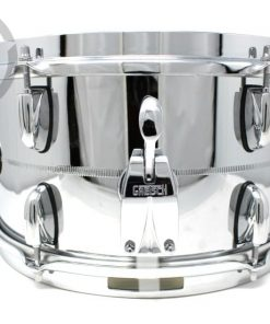 Gretsch Brooklyn Chrome Over Steel 13x7 GB4163S snare snaredrum rullante drum drums drumsnare