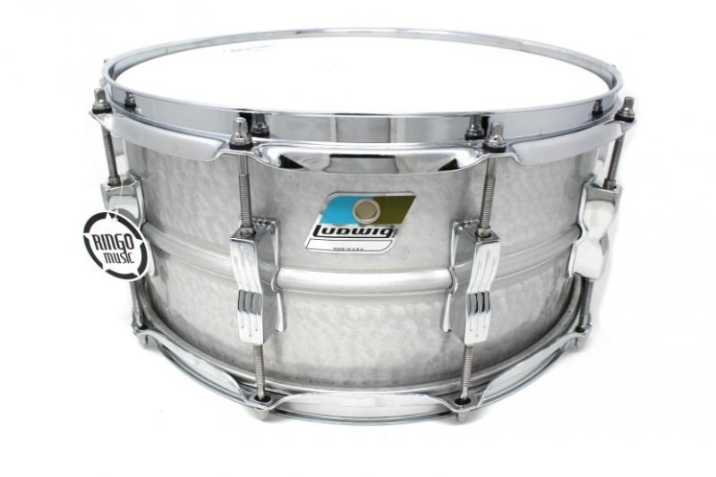 Ludwig Acrolite Hammered LM405K 14x6,5 snare snaredrum drum