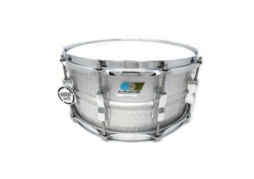 Ludwig Acrolite Hammered LM405K 14x6,5 snare snaredrum drum1