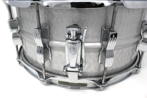 Ludwig Acrolite Hammered LM405K 14x6,5 snare snaredrum drum3