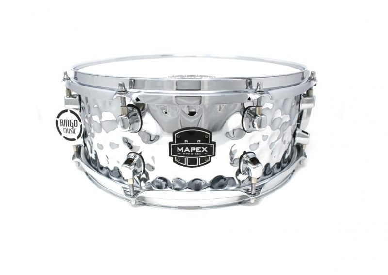 """Mapex MPX Hammered Steel 14x5,5"""" MPST 4558H"""