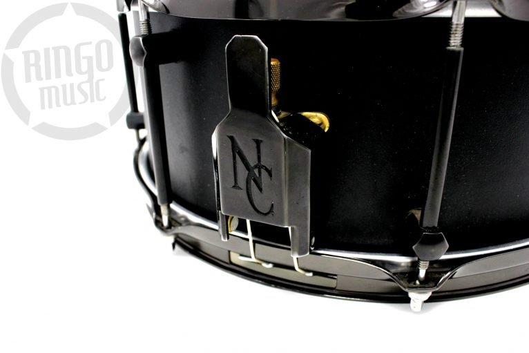 Noble & Cooley Aluminum Cast Alloy Custom 13x5,5 Snaredrum Drum Drums Batteria Rullante