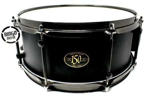 Noble & Cooley Aluminum Cast Alloy Custom 13x5,5 Snaredrum Drum Drums Batteria Rullante