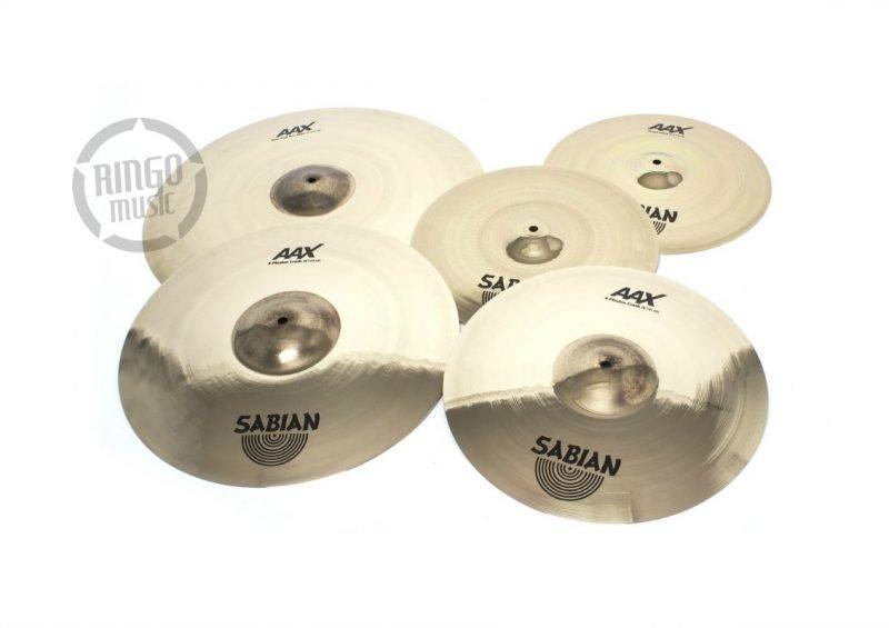 Sabian AAX-Plosion Explosion AAXPlosion Special Set 2500587XB Pack crash hats hi-hat ride cymbals cymbal piatti piatto