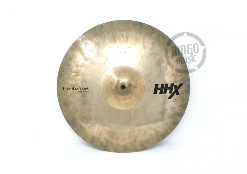 Sabian HHX Evolution Crash 16 Piatti Piatto Cymbals Cymbal