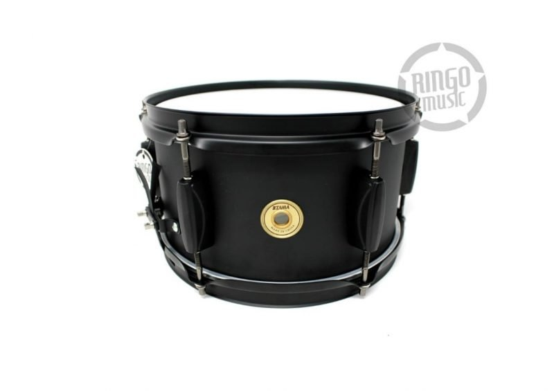 "Tama Metalworks 10x5,5"" Black Steel BST1055MBK Matte snare snaredrum drums drum rullante"