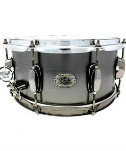 Tama Metalworks 13x6,5 Black Steel Drumsnare Snaredrum Drum Rullante