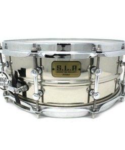 Tama S.L.P. Vintage steel 14x5,5 LST1455 snare snaredrum drum1