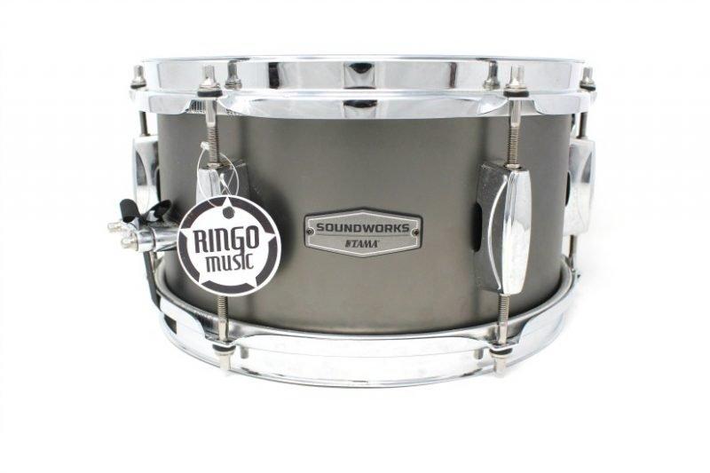 Tama Soundworks Steel 10x6,5 DST1055M Acciaio Satinato snare snaredrum drum