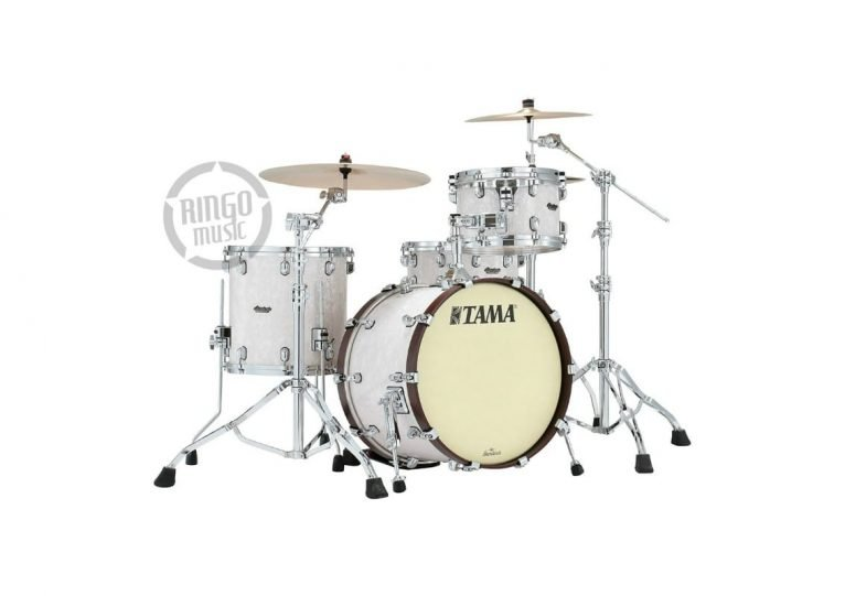 Tama Starclassic Maple MR30CMVS Limited Edition Drum Drums Drumset Batteria SWP Snow White Pearl