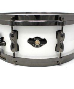 Tama Superstar Piano White 14x5,5 snare snaredrum drum